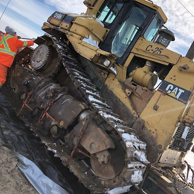 heavy duty cat equipment